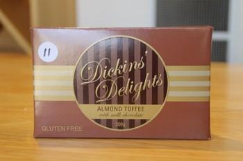 Toffee - Milk Almond