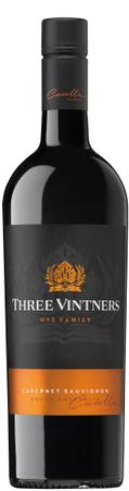 2018 Three Vintners Cab Sauv