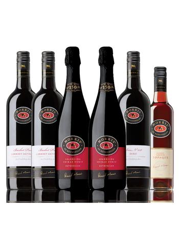 Morris Wines Christmas in July Bundle
