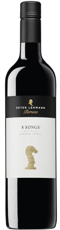 2015 Masters Eight Songs Shiraz