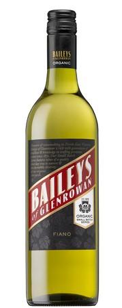 2019 Baileys Organic Fiano