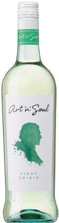 2018 Art 'n' Soul Pinot Grigio