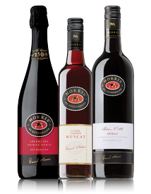 Morris Wines 160th Anniversary Commemorative Pack